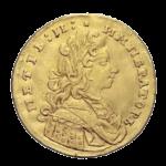 Золотые монеты Петра 2