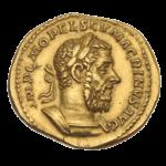 Золотые монеты Стародавнего Рима