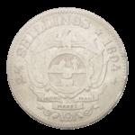 Серебряные монеты африканских страх