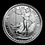Серебряные монеты Англии