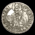 Серебряные монеты Средневековой Германии