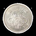 Серебряные монеты стран Азии