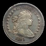 Серебряные монеты стран Южной и северной Америки
