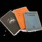 Советские книги до 1930 года