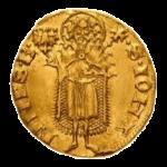 Золотые монеты Средневековой Германии