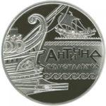 5 гривен 2012 год Античное судоходство