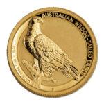 Золотая монета 15 долларов 2016 год. Австралия. Клиновидный орел