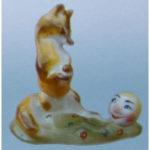 Статуэтка «Колобок» (русская народная сказка)