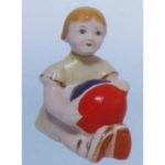 Статуэтка Девочка с мячиком