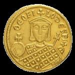 Золотые монеты Византийской Империи