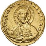 Золотой гистаменон Византии, Никифор II Фока, 963-969 год
