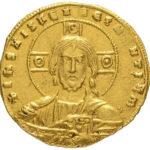 Золотой гистаменон Византии, Василий II Болгаробойца, 976-1025 год