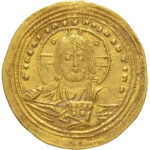 Золотой гистаменон Византии, Константин VIII, 1025-1028 год