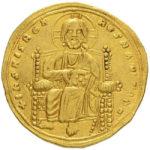 Золотой гистаменон Византии, Роман III Аргир, 1028-1034 год
