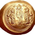 Золотой гистаменон Византии, Роман IV Диоген, 1068-1071 год