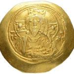 Золотой гистаменон Византии, Михаил VII Дука, 1071-1078 год