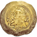 Золотой гистаменон Византии, Никифор III Вотаниат, 1078-1081 год