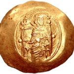 Золотой иперпир Византии, Исаак II Ангел, 1185-1195 год