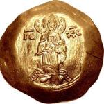 Золотой иперпир Византии, Алексей III Ангел, 1195-1203 год