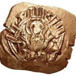 Золотой иперпир Византии, Иоанн V Палеолог и Иоанн VI Кантакузин, 1353-1354 год
