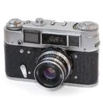 Фотоаппарат ФЭД-4К с курком 1969-1980 год