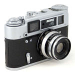 Фотоаппарат ФЭД-4 (REVUE-4) экспортный 1969-1980 год