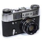 Фотоаппарат ФЭД-5С 1977-1994 год