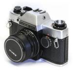 Фотоаппарат Киев-20 Арсенал 1983-1986 год