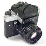 Фотоаппарат Киев-60 TTL Арсенал 1984-1991 год