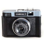 Фотоаппарат Смена-7 ЛОМО 1961-1971 год