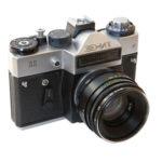 Фотоаппарат Зенит-11 БелОМО 1982-1992 год