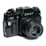 Фотоаппарат Зенит-122 КМЗ 1990-1992 год