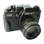 Фотоаппарат Зенит-130 БелОМО 1990-е годы