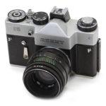 Фотоаппарат Зенит-15 БелОМО 1983-1985 год