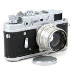 Фотоаппарат Зоркий-4 КМЗ 1956-1973 год