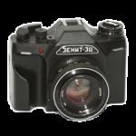 Фотоаппараты и объективы зарубежного производства