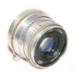 Объектив Индустар-26 (И-26) 2.8/52 мм