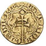 Золотая монета ¼ Реала (¼ Real) Испания