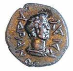 Медная монета Ассарий Северного Причерноморья